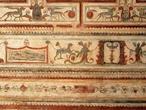 Fresco im Domus Aurea in Rom