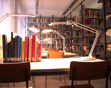 Bibliothek Klassische Archäologie