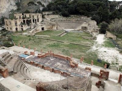 die römische Kaiservilla